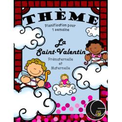 Thème La Saint-Valentin