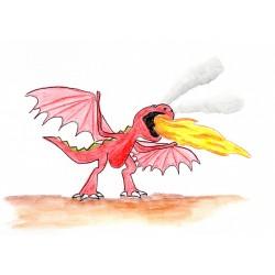 L'Histoire Magique de Gabrielle : Dragonnet