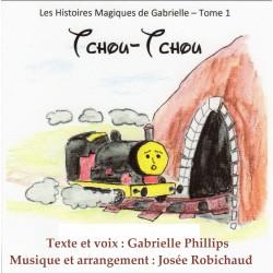 Tchou-Tchou - conte audio
