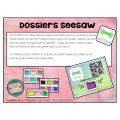 Dossiers Seesaw