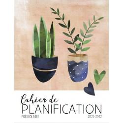 Planificateur plantes 5 périodes 2021-2022