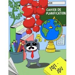 Planificateur raton 5 périodes 2021-2022