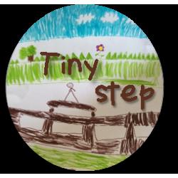 Tiny step