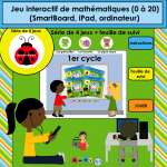 Jeux interactifs de mathématiques/BUNDLE