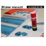 Cahier interactif + IBOOK + Histoire audio