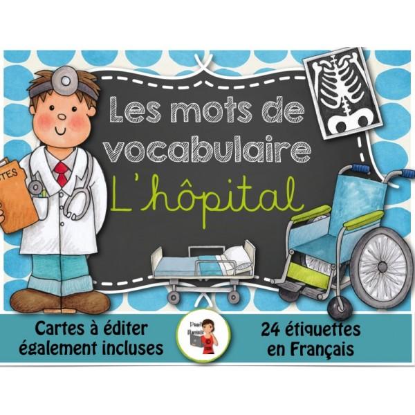Mots-étiquettes/L'HÔPITAL