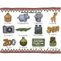 Mots-étiquettes/LE SAFARI