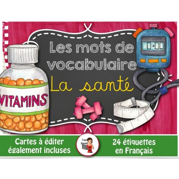 Mots-étiquettes\LA SANTÉ