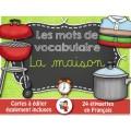 Mots-étiquettes/LA MAISON