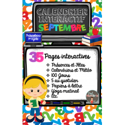 TNI - Calendrier septembre