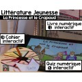 Cahier interactif/iBooks Princesse et le crapaud