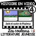 8 HISTOIRES VIDÉO 1er cycle
