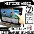 8 LIVRETS LECTURE INTERACTIFS + AUDIO