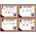 Cartes à Tâches 1re CODES QR/La monnaie