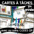 Cartes à Tâches CODES QR (L'ENSEMBLE COMPLET)