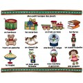 Les jouets/ Mots-étiquettes (24 affiches)