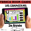 Cartes à Tâches CODES QR + BOOM CARDS - 2e année