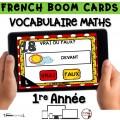 Cartes à Tâches CODES QR (L'ENSEMBLE) + BOOM CARDS