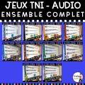 Atelier TNI - 60 Phrases AUDIO L'ENSEMBLE