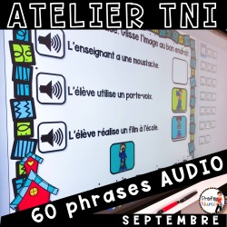Atelier TNI - 60 Phrases AUDIO SEPTEMBRE