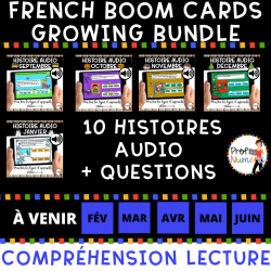 BOOM CARDS - HISTOIRE AUDIO ENSEMBLE GRAND.
