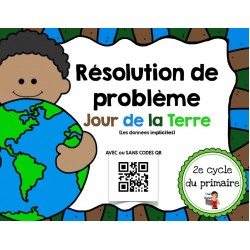 Résolution de problèmes (La Terre)
