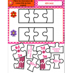 Jeu TNI // Puzzle de la numération
