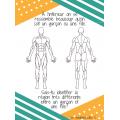 Activité sur le corps humain