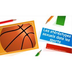 Projet sur les stéréotypes dans les sports