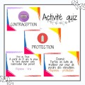 Quiz contraception/protection/ITSS