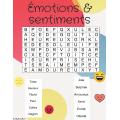 Mots mêlés émotions et sentiments