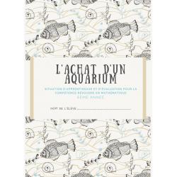 Résolution de problème : je veux un aquarium