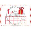 6 jeux de numération Noël