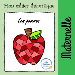 Cahier d'activités thématiques Pommes