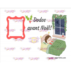 Affiche Dodos avant Noël
