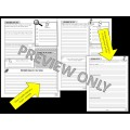 Response Process Journals
