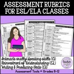 ESL Competencies Assessment Grids