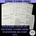 Response to Reading Journals