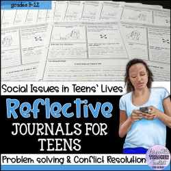Reflective Journals for Teens 1 (Problem solving)
