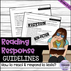 Response Process Guidelines