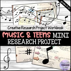 Bundle: Music and Teens
