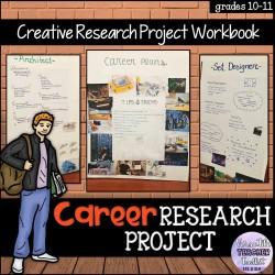Career Research Project ESL/ELA