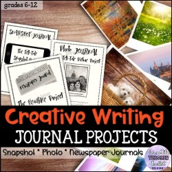 Tell-Tale Journal Projects - Creative Writing