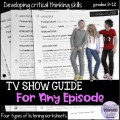 TV Show Guide for ANY Episode