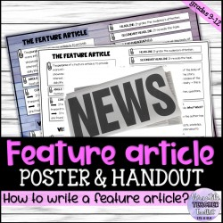 Feature Article Poster/Handout