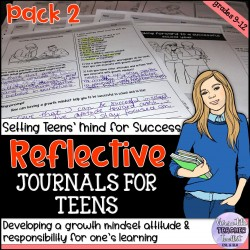 Reflective Journals for Teens  2 (Success)