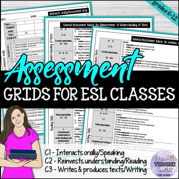 ESL Competencies Assessment Grids