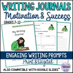Engaging Writing Journal Prompts 1