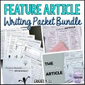 Feature Article Writing Packet