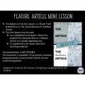 Feature Article Mini Lesson
